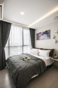 For RentCondoSukhumvit, Asoke, Thonglor : For rent @ Vtara Sukhumvit36 1 Bed room 1 Bath room Size is 30 sqm Floor 6 Building D