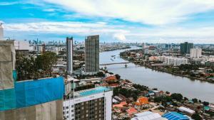 For SaleCondoBang Sue, Wong Sawang : Chapter One Flow, Bang Pho, new condo, ready to move in September64, fully furnished, near MRT Bang Pho, starting at 2.59 million*