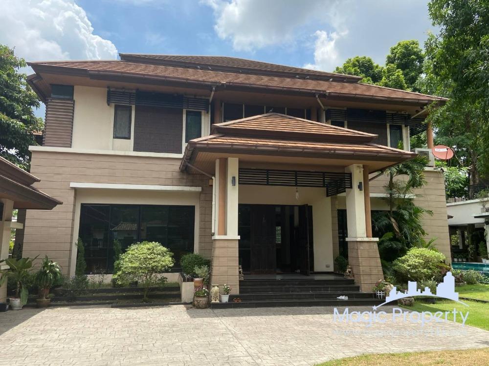 For SaleHouseBang Sue, Wong Sawang, Tao Pun : 4 Bedroom detached house for sale in Sarin Park Village, Soi Ratchadaphisek 66, Wong Sawang Subdistrict, Bang Sue District, Bangkok