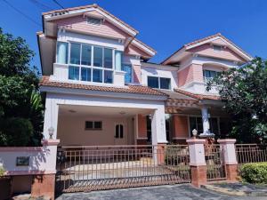 เช่าบ้านบางนา แบริ่ง ลาซาล : House For rent : Muntana 1 Sukhapibarn 2 Soi 25 ( ให้เช่า บ้าน มัณฑณา 1 สุขาภิบาล 2 ซอย 25 / ready to move in )