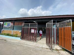 For SaleTownhouseBang kae, Phetkasem : 1 storey townhouse for sale, Soi Hansa 1 community, Phetkasem 81.