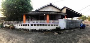 For SaleHouseKasetsart, Ratchayothin : ✅ 1 storey detached house for sale, Jiratikorn Soi 8, near BTS, size 105 sq m ✅