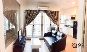 For RentCondoThaphra, Talat Phlu, Wutthakat : For rent  The Parkland Taksin - Thapra  1Bed , size 35 sq.m., Beautiful room, fully furnished.