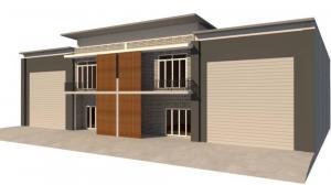 For RentWarehouseRangsit, Patumtani : Warehouse for rent, 470 sq m. Warehouse with a new office for rent.