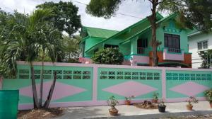 ขายบ้านสำโรง สมุทรปราการ : ขายบ้านเดี่ยว 2 ชั้น บ้านเมืองเอก บางปู ถนนสุขุมวิท ต.บางปูใหม่ อ.เมือง จ.สมุทรปราการ