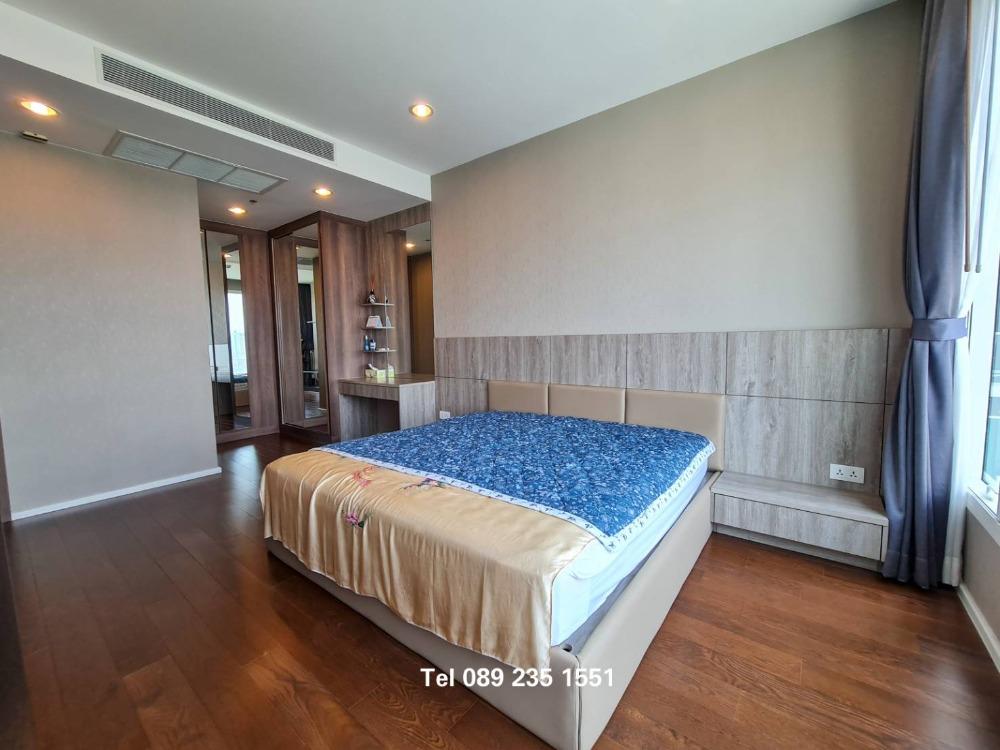 ขายคอนโดพระราม 3 สาธุประดิษฐ์ : For Sell!!! Menam Residences 2 bed ชั้นสูง พร้อมเฟอร์ Built in สุดหรู ราคาพิเศษ