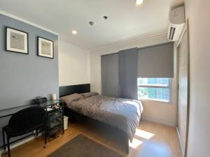 For SaleCondoPattanakan, Srinakarin : FOR SALE 2.4M Condo LPN Airport Link Huamark 📣 Floor 24 A. Fully furnished 1Bedroom