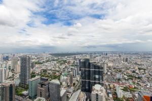 ขายคอนโดสาทร นราธิวาส : For sell  The Ritz Carlton Residences Bangkok High floor super nice view