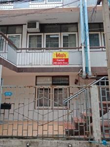 For RentTownhouseSathorn, Narathiwat : House for rent, Soi Sathorn 12 with 2 private parking spaces