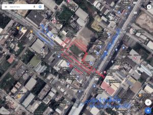 เช่าที่ดินพัฒนาการ ศรีนครินทร์ : ที่ว่างให้เช่า  ที่ดินถมแล้ว ติดถนนศรีนครินทร์สนใจติดต่อ 095-614-1616