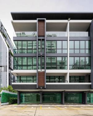 เช่าทาวน์เฮ้าส์/ทาวน์โฮมสยาม จุฬา สามย่าน : 🏢 120,000.- ให้เช่า อาคาร 5 ชั้น โครงการ สามย่าน Business Town  🏢  ตึกใหม่เอี่ยม