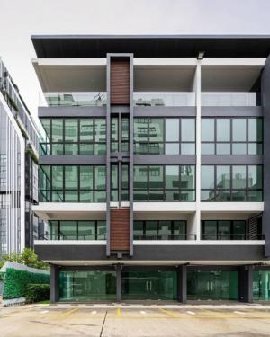 For RentTownhouseSiam Paragon ,Chulalongkorn,Samyan : 🏢 120,000.- 5-storey building for rent, Sam Yan Business Town project brand new building.