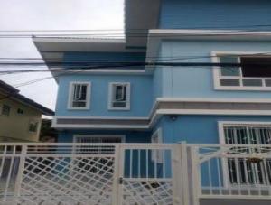 เช่าบ้านบางซื่อ วงศ์สว่าง เตาปูน : For Rent ให้เช่าบ้านเดี่ยว 2 ชั้น หมู่บ้านซีเมนต์ไทย ย่านประชานุกูล ใกล้ขึ้น-ลง ทางด่วน แอร์ 4 เครื่อง เฟอร์ฯ บางส่วน อยู่อาศัย หรือ เป็นสำนักงานจดบริษัทได้