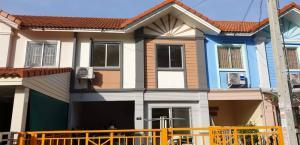For RentHouseBangbuathong, Sainoi : Landlord for rent, express house, Phra Pin 3, Bang Yai, Kanchanaphisek Road. Near Central Westgate