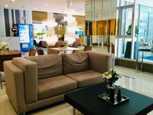 For RentCondoChengwatana, Muangthong : Condo for rent, Supalai City Resort Chaeng Watthana, beautiful view room, not blocked !!