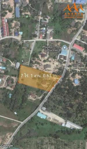 For SaleLandPattaya, Bangsaen, Chonburi : Cheap land for sale in Chonburi