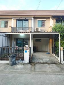 For RentTownhouseRangsit, Patumtani : townhouse for rent, Pruksa 79 Lamlukka Khlong 3, AOL-F81-2104003751