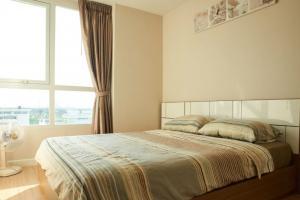 For RentCondoOnnut, Udomsuk : Condo for rent Mayfair Place Sukhumvit 64 8th floor AOL-F87-2104003753.