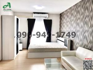 For RentCondoPinklao, Charansanitwong : Condo for rent, Unio Charan 3, fully furnished, ready to move in
