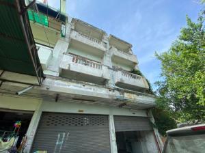 ขายตึกแถว อาคารพาณิชย์พระราม 5 ราชพฤกษ์ บางกรวย : เหมาะทำออฟฟิศ โกดัง!!! ขายอาคารพาณิชย์ 3 ชั้นครึ่ง 2 คูหา ตีทะลุ 32 ตรว ปากซอย บางกรวย-ไทรน้อย 13/3ก (ซอยอุบลทิพย์)  ราคาพิเศษ!!