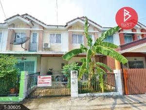 For SaleTownhouseRathburana, Suksawat : Townhome for sale, Pruksa 56 Suksawat-Ring Road, Samut Prakan.