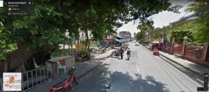 For SaleLandRama3 (Riverside),Satupadit : Land for sale in Rama 3 area, size 100 sq.wa., next to Sathupradit Road, Soi 58. Rectangular land. The width of the road is about 9.38 m. Deep, about 44.40, the price is only 19.5 million.