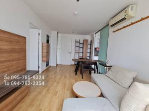 For SaleCondoPattanakan, Srinakarin : Condo For sale U delight residence pattanakarn-thonglor 35 Sq.m. Fully Furnished Special price