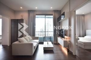 For RentCondoRama9, RCA, Petchaburi : Hottest Price! Modern Luxury Room Condo for Rent Near MRT Phetchaburi @ 28,000 Baht/Month