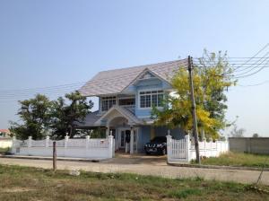 ขายบ้านเชียงใหม่ : ขายบ้าน 2 ชั้น ใกล้สี่แยกหลุยส์ วงแหวน3