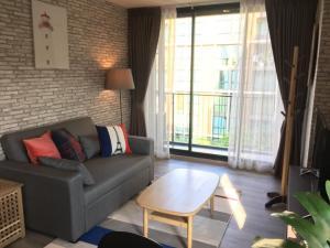 For RentCondoKasetsart, Ratchayothin : Condo Chambers, Ladprao, Wanghin, 2 bedroom for rent.