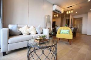 For RentCondoRatchathewi,Phayathai : Room For Rent 2 Bedroom at the rental price of 1 bedroom Q Chidlom-Phetchaburi, contact Khun Nun 064 554 2655