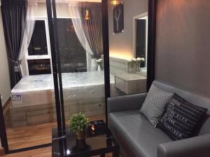 For RentCondoBang Sue, Wong Sawang : Condo for rent, Regent Home, next to the mrt, some hidden, open view.