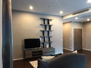 For RentCondoRama9, RCA, Petchaburi : Capital Ekamai-Thonglor, Penthouse 175 Sqm. 25 floor3 Bed 3 Bath. Close to Thonglor Road