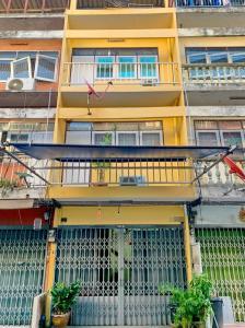 For SaleTownhouseRama3 (Riverside),Satupadit : sell!! 3.5-storey commercial building, Rama 3, Sathupradit area
