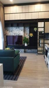 For RentCondoOnnut, Udomsuk : The Line Sukhumvit 101 [The Line Sukhumvit 101] Beautiful room ready to move in.