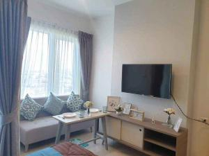 For RentCondoRatchadapisek, Huaikwang, Suttisan : Condo for rent Chapter One Eco Ratchada - Huay Kwang [For rent Chapter One Eco Ratchada-Huaykwang] furniture + appliances complete + ready to move in.