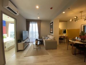 For SaleCondoBangna, Lasalle, Bearing : Ideo mobi sukhumvit east point หนึ่งห้องนอนขนาด 39 ตารางเมตรราคา 4,390,000 บาทชั้น 10 ถ่ายจากห้องตัวอย่าง