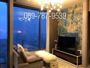 For RentCondoSukhumvit, Asoke, Thonglor : Condo for Rent, The Esse Asoke luxury condo 2bedrooms near  BTS Asoke, MRT Phetchaburi, Airport Rail Link (ARL) Makkasan, Terminal 21