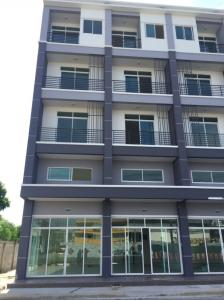 For RentShophouseNawamin, Ramindra : Commercial building for rent - 4-storey commercial building Ruenrudee 7 AOL-F81-2104003762.