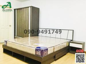 For RentCondoChengwatana, Muangthong : Condo for rent Supalai City Resort Chaengwattana South, beautiful view, not blocked