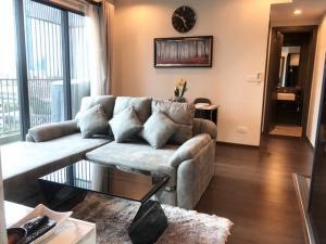 For SaleCondoSukhumvit, Asoke, Thonglor : Condo project C Ekkamai (C Ekkamai) 2 bedrooms, area 65 square meters, 12th floor, near Bangkok Hospital.