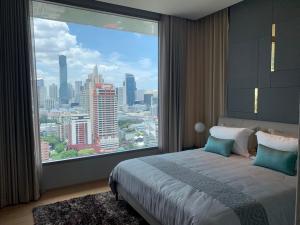 For RentCondoSilom, Saladaeng, Bangrak : Condo for rent at Saladaeng One, Saladaeng One Super Luxury Condo for rent