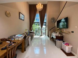 For SaleTownhouseChengwatana, Muangthong : House for sale in Klang Muang Vibhavadi 64 3 bedrooms, 2 parking spaces, high ceiling, near the Don Muang Expressway, tolls