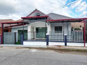 ขายบ้านเชียงใหม่ : ขายบ้านในมบ.โชควารีโฮม (แปลงมุม)