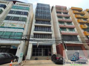 ขายสำนักงานวิภาวดี ดอนเมือง หลักสี่ : อาคารสำนักงาน 7 ชั้น ซ.แจ้งวัฒนะ10 แยก3