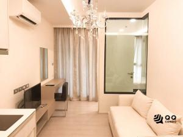 For RentCondoSukhumvit, Asoke, Thonglor : For Rent  Vtara Sukhumvit 36   1Bed , size 30 sq.m., Beautiful room, fully furnished.