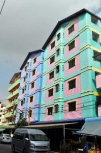 ขายขายเซ้งกิจการ (โรงแรม หอพัก อพาร์ตเมนต์)รังสิต ธรรมศาสตร์ ปทุม : H-328 ขายอพาร์ทเม้นท์2หลังทำเลดีติดอุตสาหกรรมนวนครรังสิต ตึกมือหนึ่งสภาพสวย