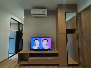 For RentCondoBangna, Lasalle, Bearing : Condo For Rent near Bearing BTS Station