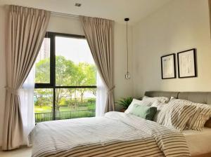 For SaleCondoOnnut, Udomsuk : Sale Life Sukhumvit 48 [40 sq m] 2 bedrooms, easy to travel, close to BTS.