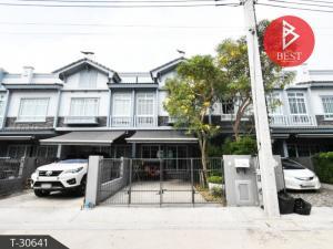 For SaleTownhouseSamrong, Samut Prakan : Sell townhome Indy 2 Srinakarin (Indy 2 Srinakarin) Bang Mueang Samut Prakan.